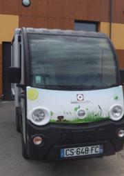 Livraisons des repas éco-responsable pour la Ville du Plessis Pâté