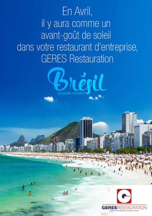 Animation Avril - au soleil du Brésil