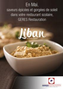 En Mai, saveurs du Liban