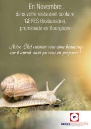 GERES Restauration - restaurant scolaire - 112017
