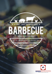 Saison Barbecue 2018 GERES Restauration