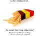 Menu de Mars 2019 pour les restaurants d'entreprise de GERES Restauration – Saveurs Belges